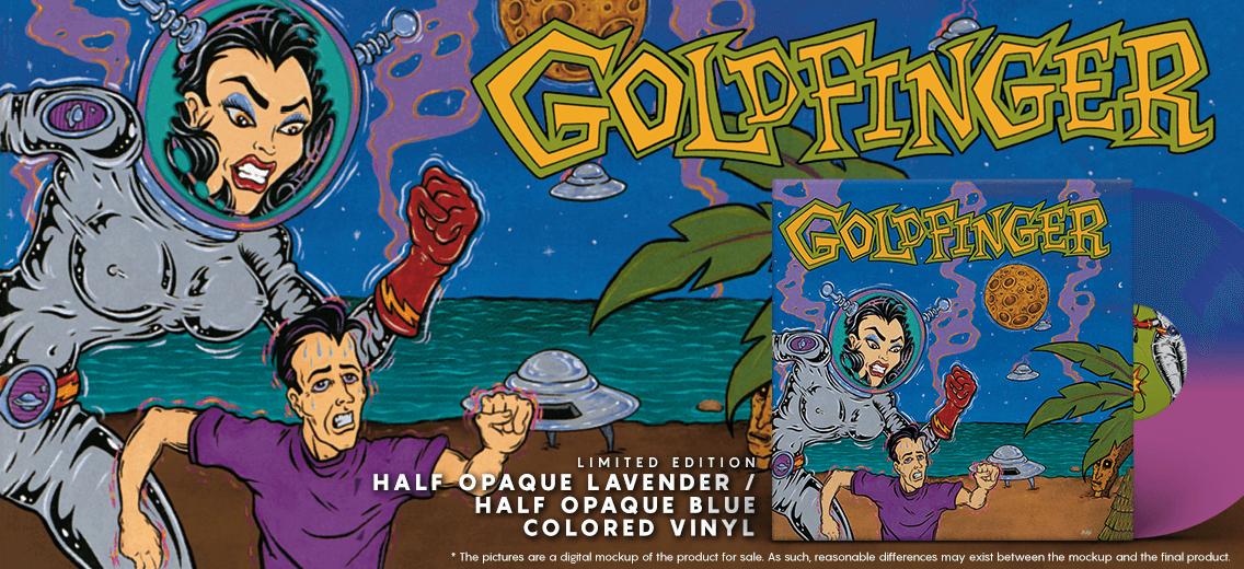 Goldfinger Vinyl