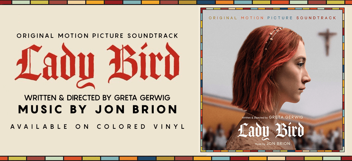 Lady Bird Soundtrack To Be Pressed On Colored Vinyl