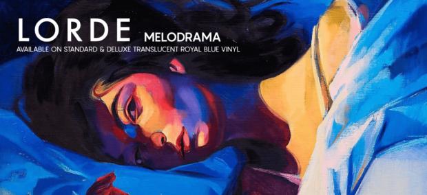 Lorde Melodrama Vinyl