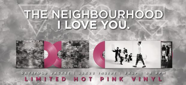 The Neighbhourhood I Love You Vinyl