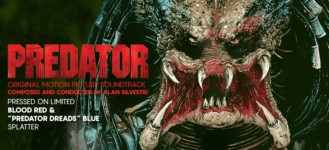 Predator Vinyl