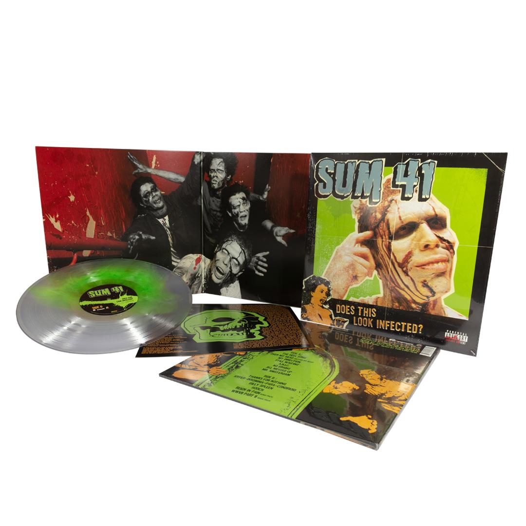 Sum 41 Vinyl