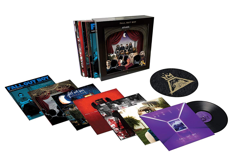 Fall Out Boy To Release Vinyl Boxset Vinyl Collective