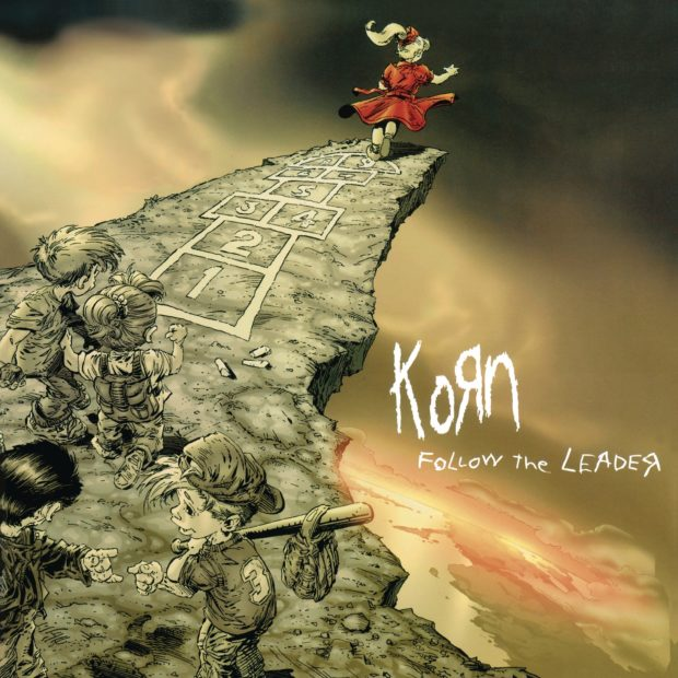 Korn Follow The Leader Vinyl