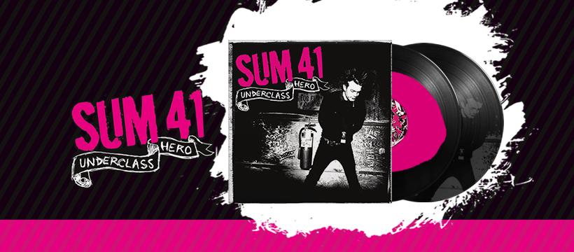 Sum 41 Underclass Hero Vinyl