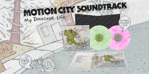 Motion City Soundtrack Vinyl