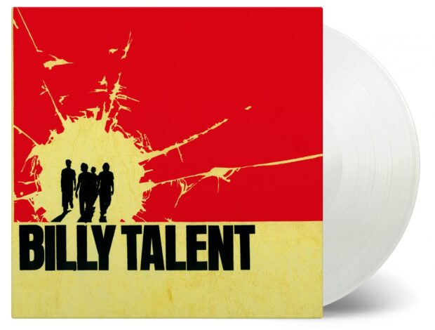 Billy Talent Limited Colored vinyl