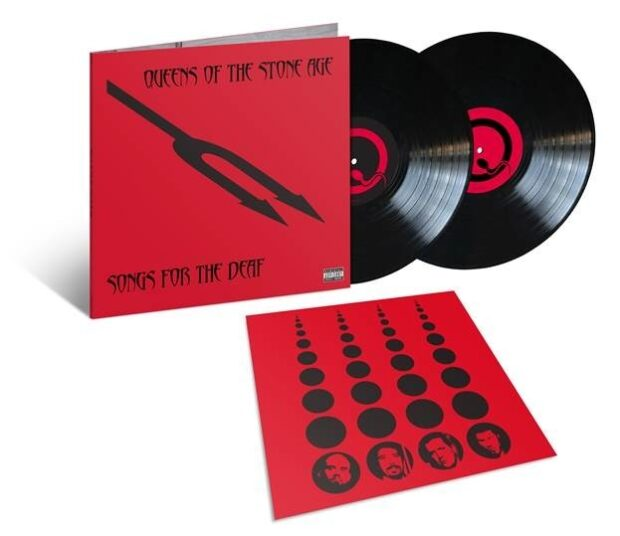 Queens of the Stone Age Vinyl Reissue
