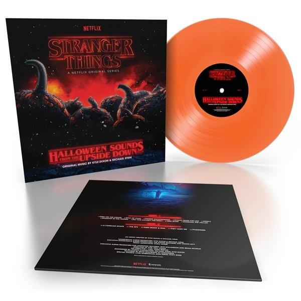 Stranger Things Halloween Vinyl